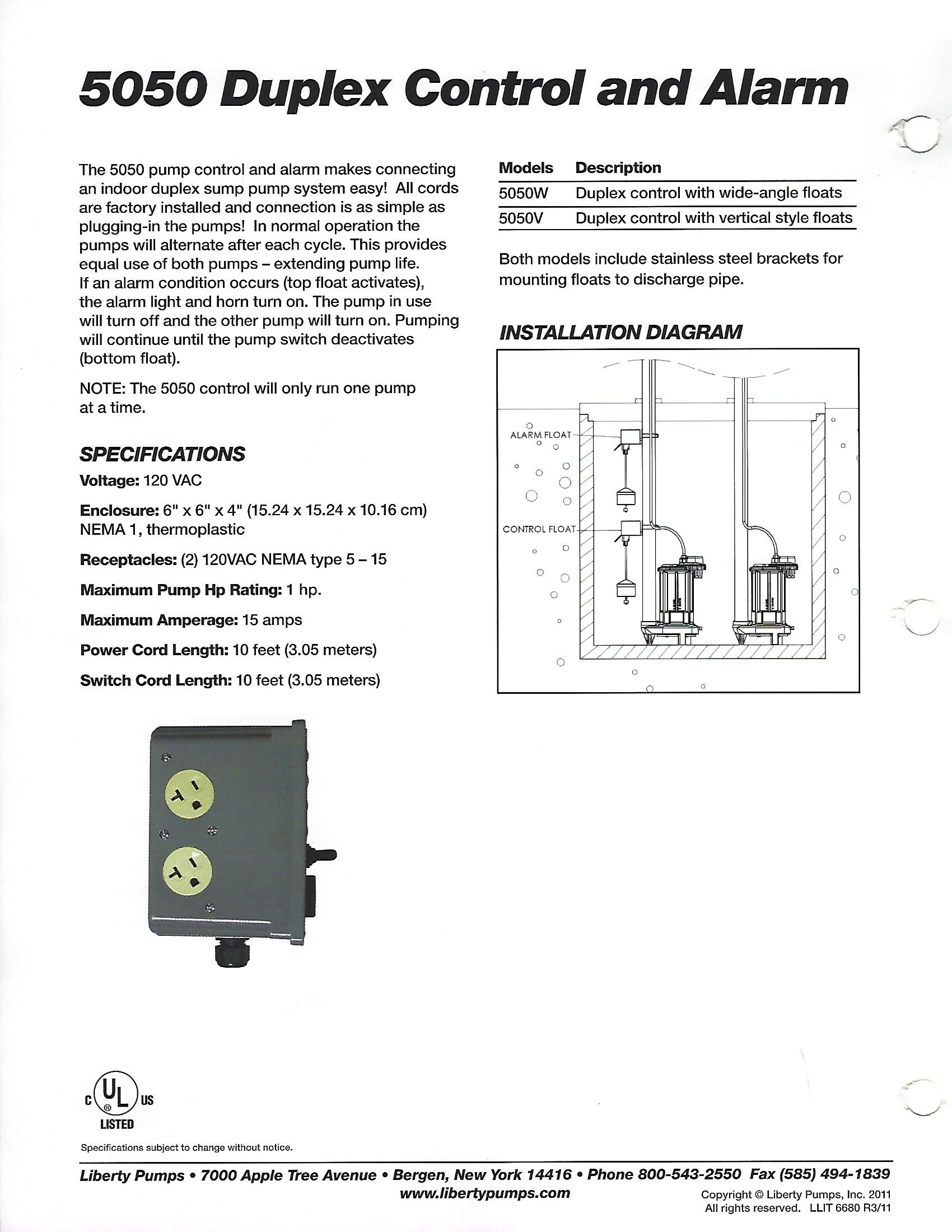 Pump Accessories Fields Engineering Consultant Services Llc Liberty Wiring Diagram